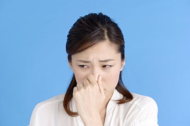 粉瘤の臭い
