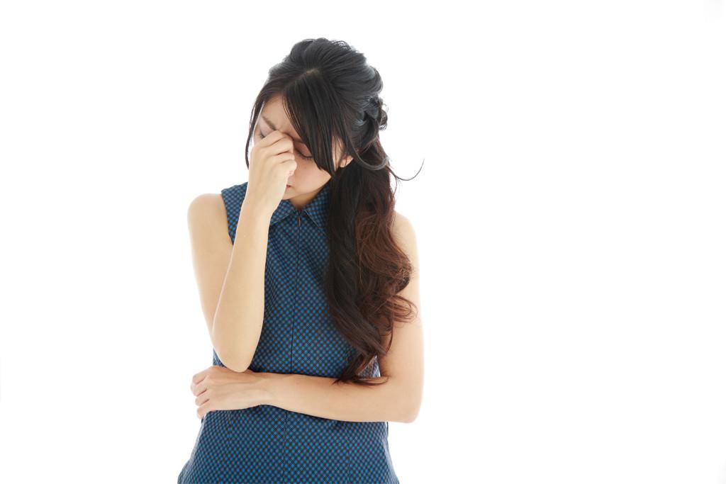 副鼻腔炎の写真